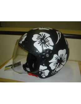 CASQUE PROJECT FLASH GRAPHIC FLOWERS - ADULTE