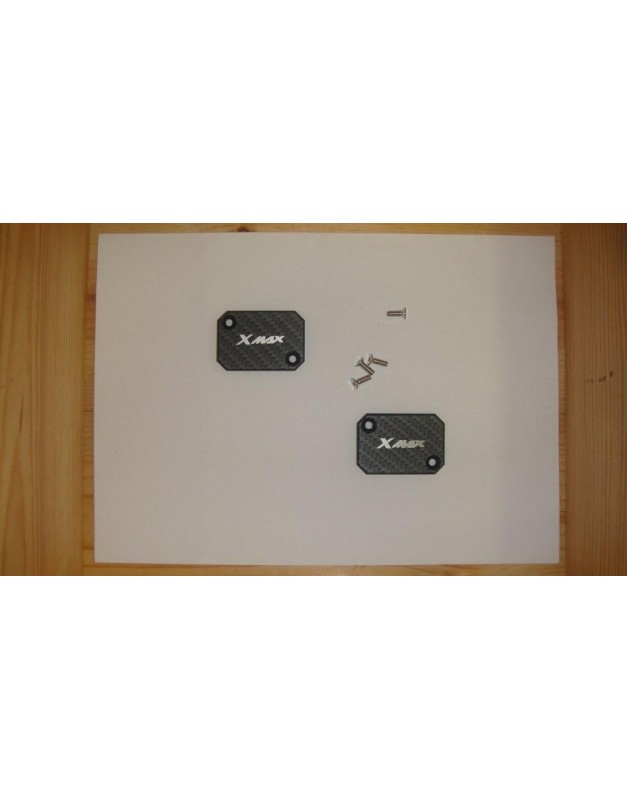 capots de lookeed de frein couleur carbone 2 xmax tmaxworld. Black Bedroom Furniture Sets. Home Design Ideas