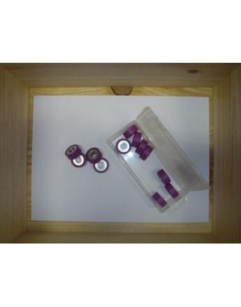 12 GALETS POLINI - 25 x 11 / 8.3 GRS - TMAX