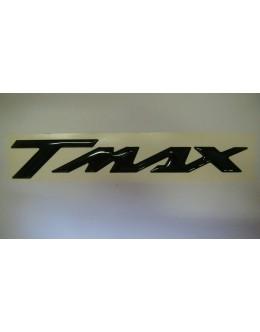 SIGLE TMAX EN RELIEF NOIR - LA PAIRE