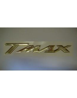 SIGLE TMAX EN RELIEF OR - LA PAIRE
