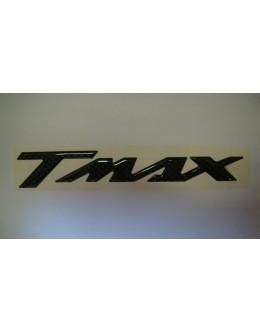 SIGLE TMAX EN RELIEF COULEUR CARBONE - LA PAIRE